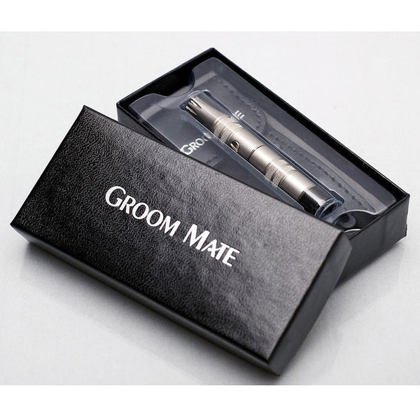 Groom Mate Platinum XL Plus Nose Hair Trimmer - Fendrihan Canada - 4