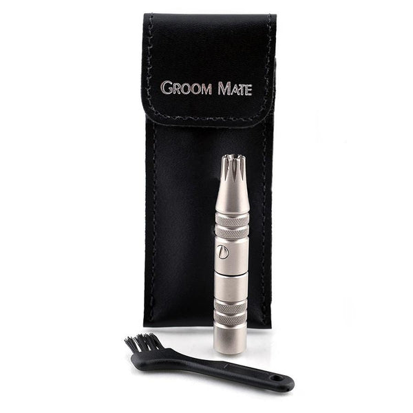 Groom Mate Platinum XL Plus Nose Hair Trimmer - Fendrihan Canada - 1