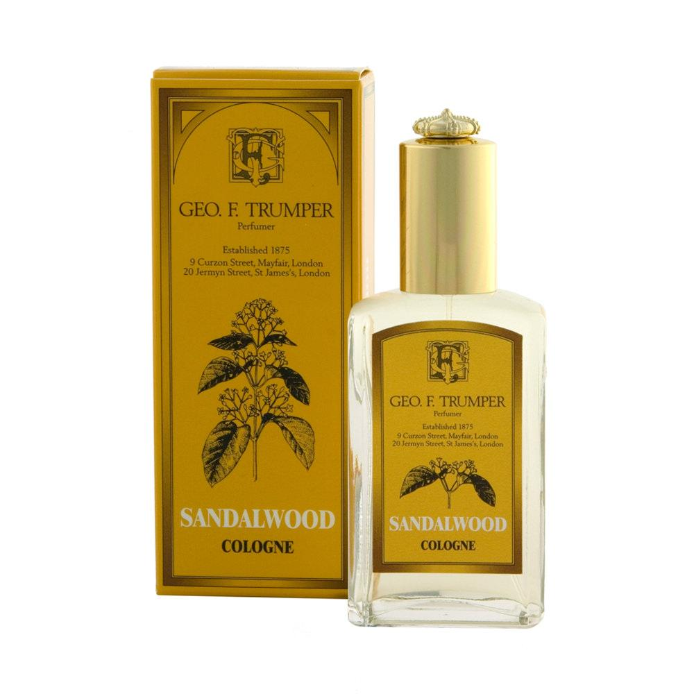Geo. F. Trumper Sandalwood Cologne Men's Fragrance Geo F. Trumper 1.69 fl oz (50 ml)