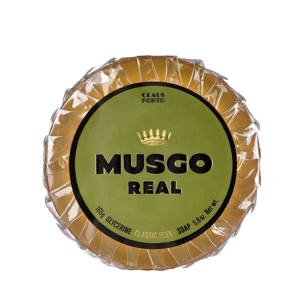 Musgo Real Glyce Pre-shave Soap, Classic Scent Pre Shave Musgo Real