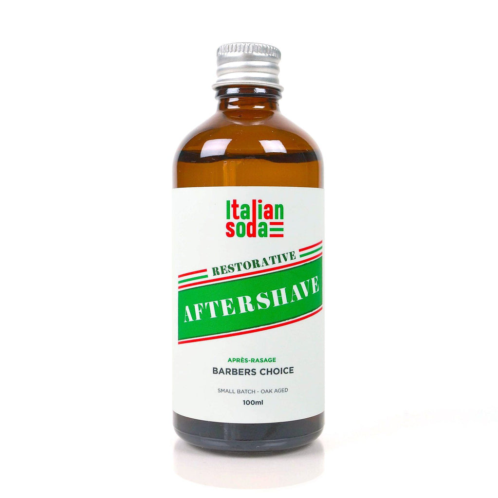 Historic Brands Barrel Aged Aftershave Aftershave Other Italian Soda
