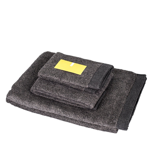 Ikeuchi Organic 960 Cotton Towel, Charcoal