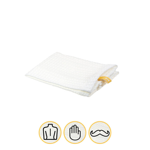 Ikeuchi Organic I 340 Cotton Towel, White - Fendrihan Canada - 1