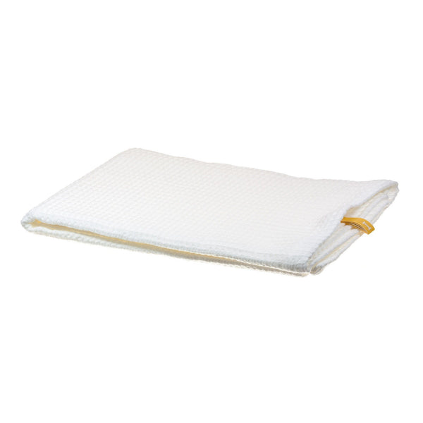 Ikeuchi Organic I 340 Cotton Towel, White - Fendrihan Canada - 9