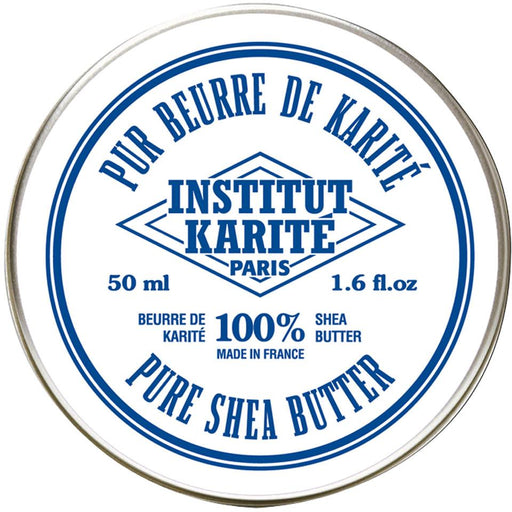 Institut Karite 100% Shea Butter For Hands, Lips, Face, Body and Hair, Fragrance Free - Fendrihan Canada - 3