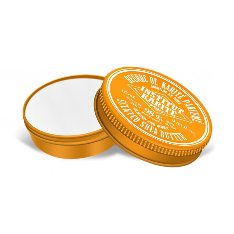 Institut Karite 98% Shea Butter, Almond & Honey Lip Balms Institut Karite