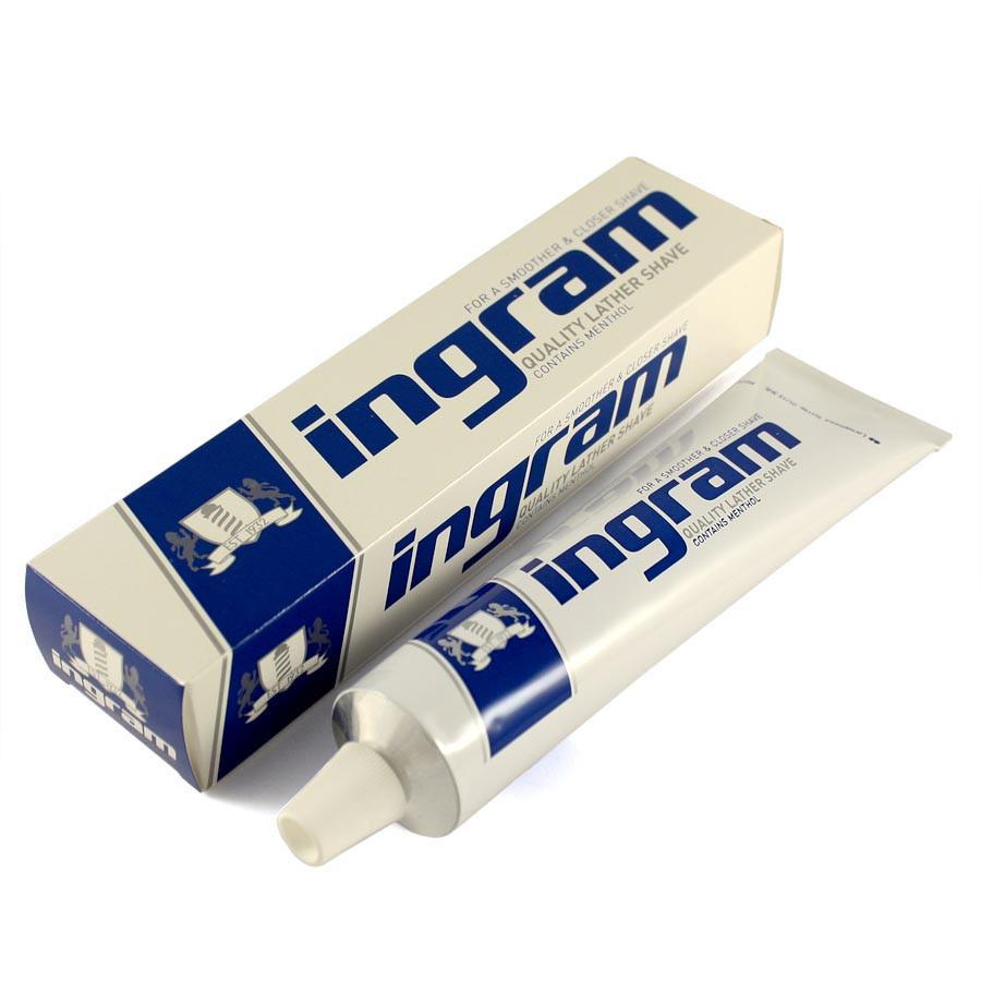 Ingram Cooling Shaving Cream Shaving Cream Ingram