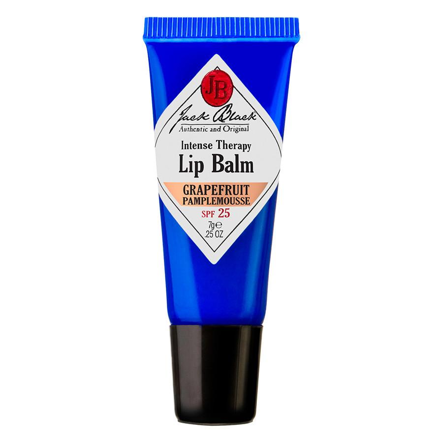 Jack Black Intense Therapy Lip Balm SPF 25, Grapefruit Lip Balms Jack Black