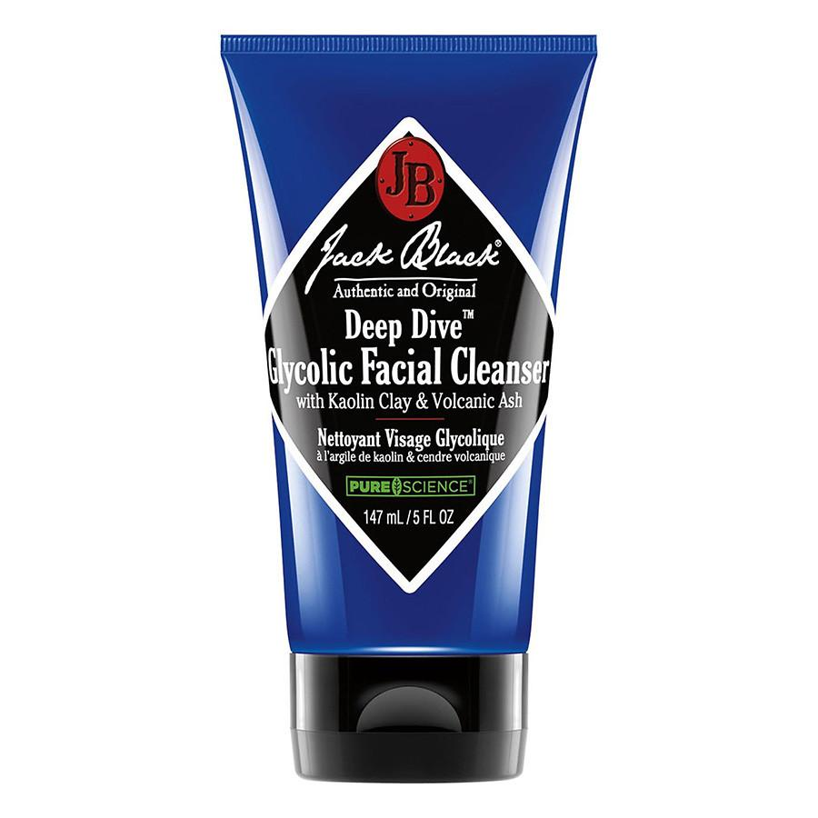 Jack Black Deep Dive Glycolic Facial Cleanser Facial Care Jack Black