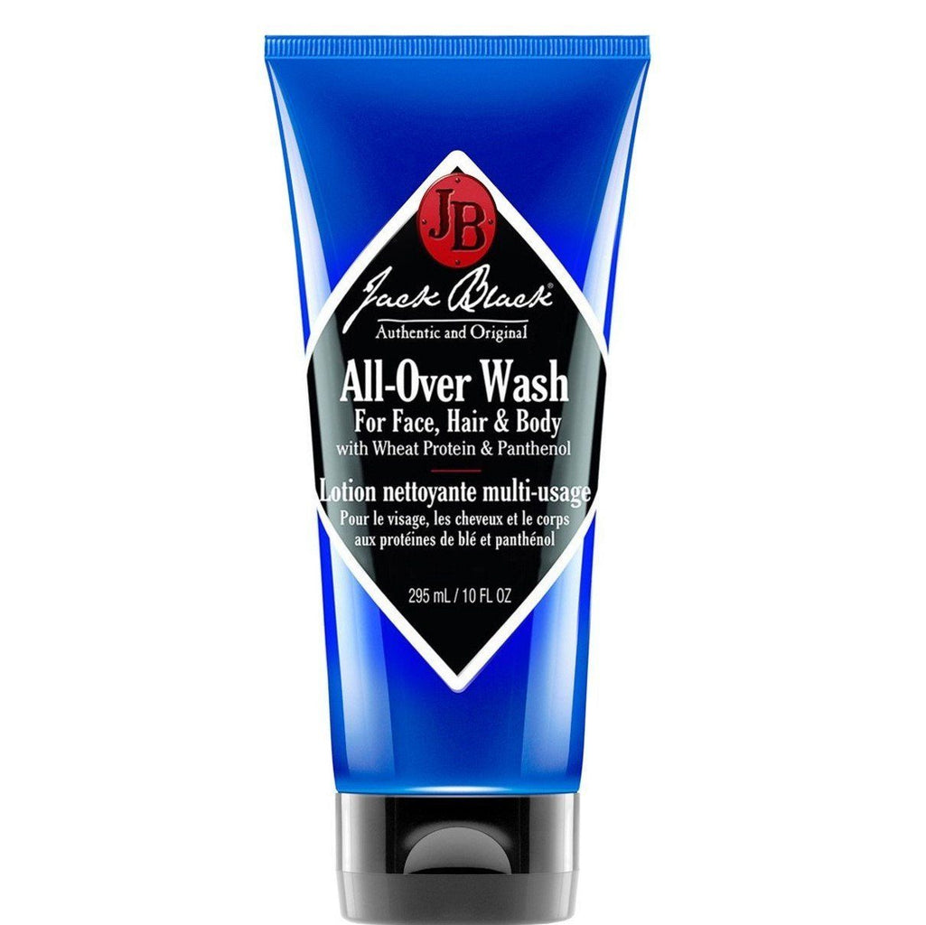 Jack Black All-Over Wash for Face, Hair and Body Men's Body Wash Jack Black 10 fl oz (295 ml)