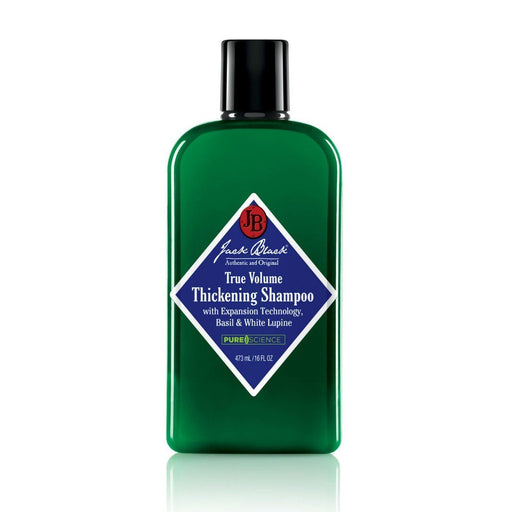 Jack Black True Volume Thickening Shampoo, 16 oz