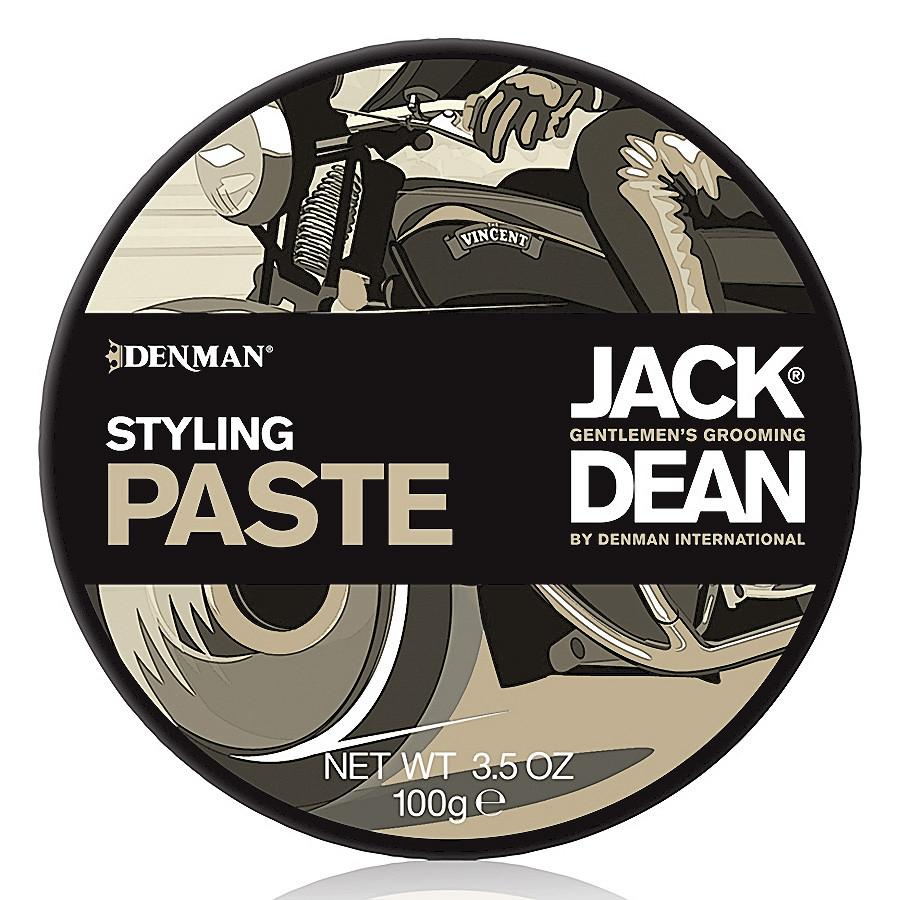 Jack Dean Hair Styling Paste Men's Grooming Cream Jack Dean