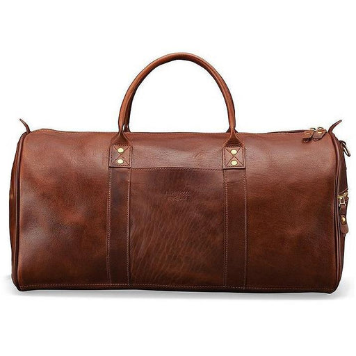 J. W. Hulme Co. Continental Duffle in American Heritage Leather