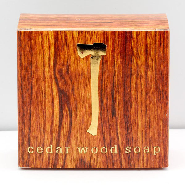 The Cedarwood Soap - Fendrihan Canada - 2