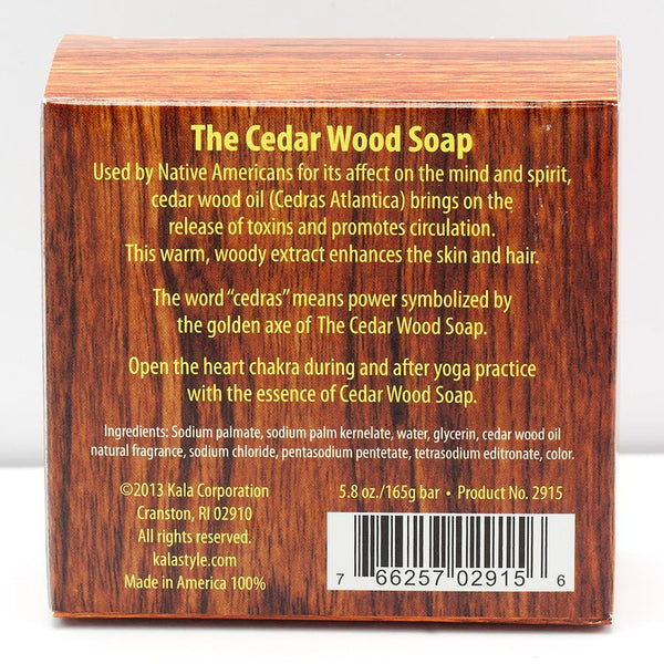The Cedarwood Soap - Fendrihan Canada - 3