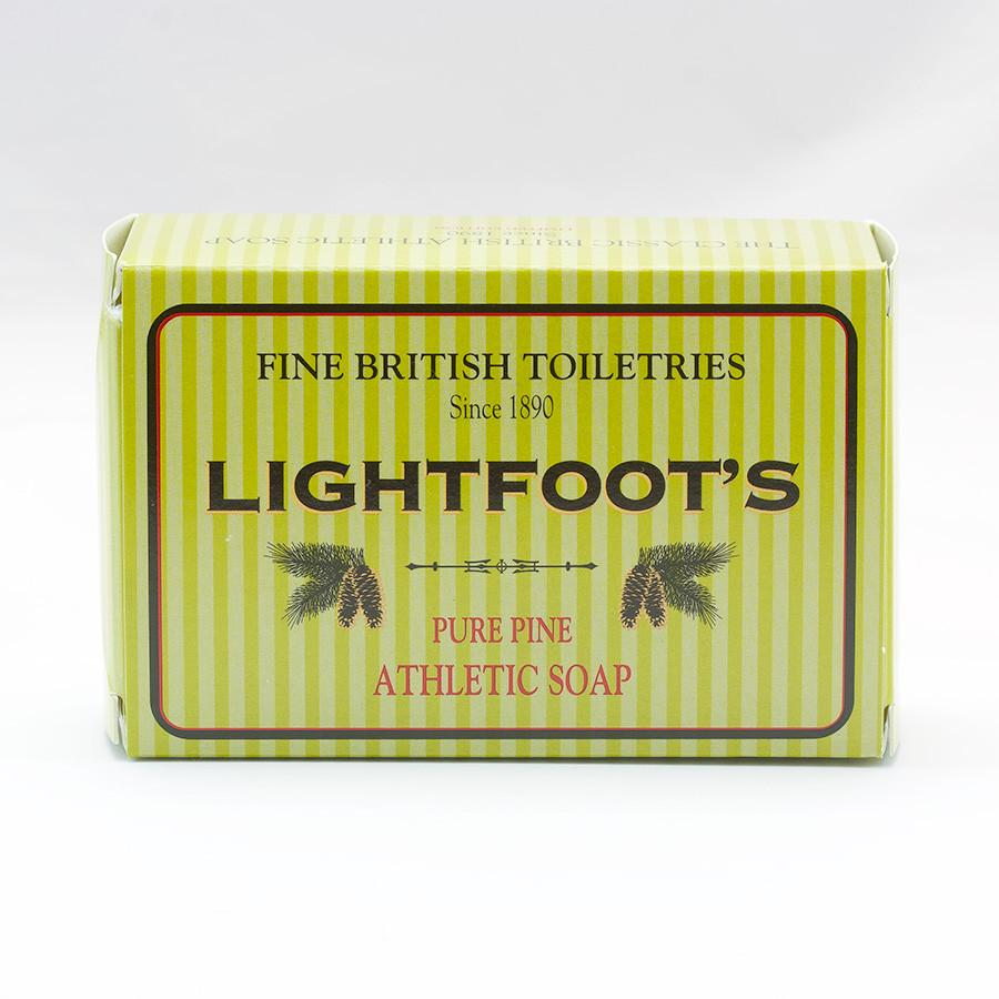Lightfoot's Limited Edition Pure Pine Athletic Soap - Fendrihan Canada - 2