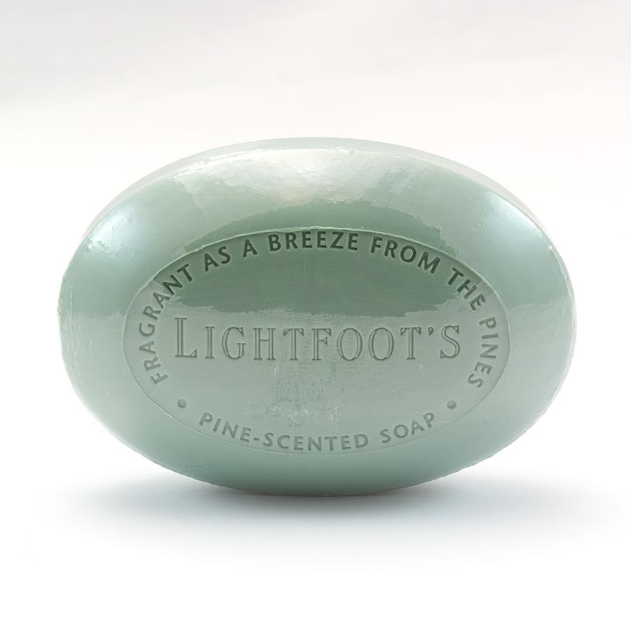 Lightfoot's Limited Edition Pure Pine Athletic Soap - Fendrihan Canada - 3