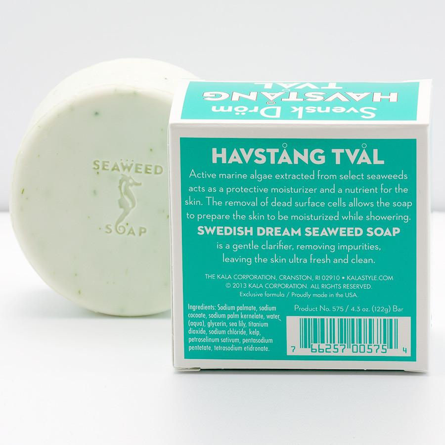 Swedish Dream Seaweed Soap Body Soap Swedish Dream