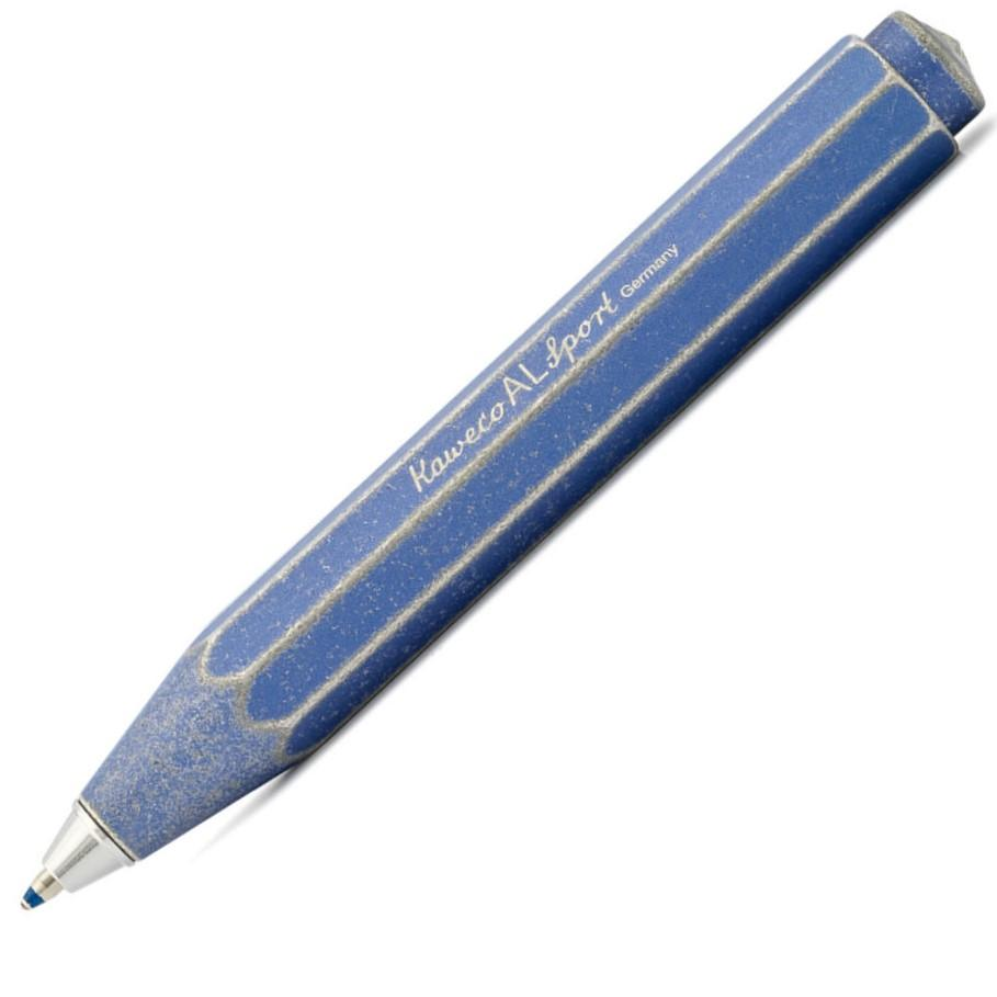 Kaweco AL Sport Aluminum Ballpoint Pen Ball Point Pen Kaweco Stonewashed Blue
