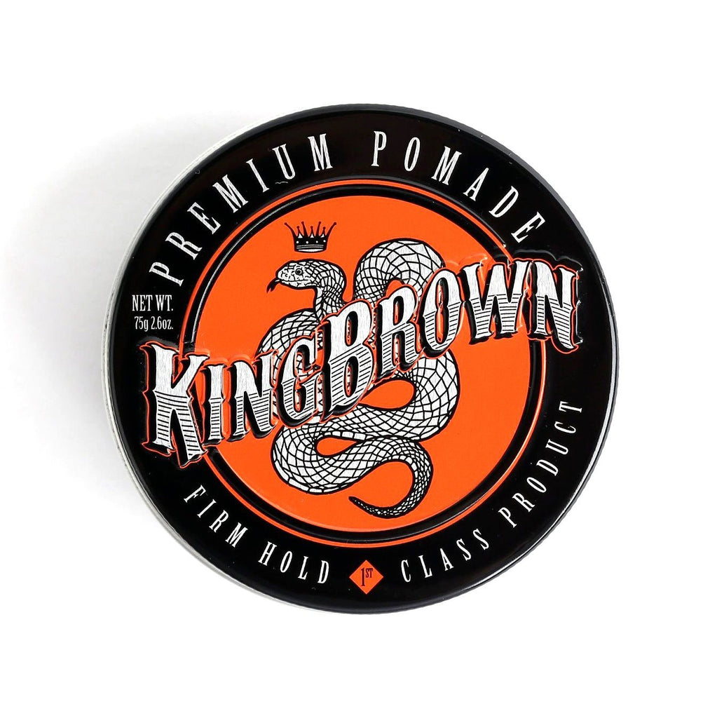 King Brown Premium Pomade Hair Pomade King Brown