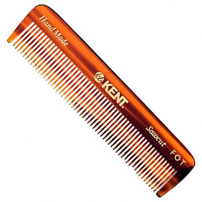 Kent FOT Hand-finished Pocket Comb - Fendrihan Canada