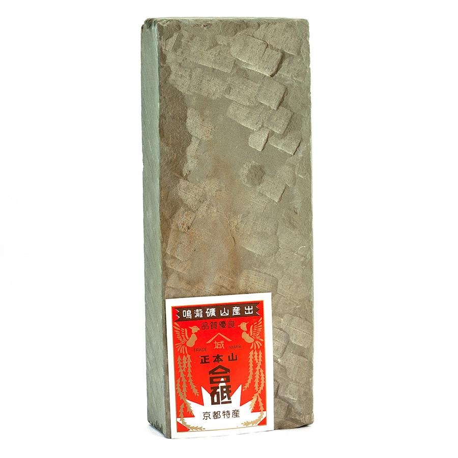 Ohira Japanese Natural Whetstone Sharpening Stone Japanese Exclusives