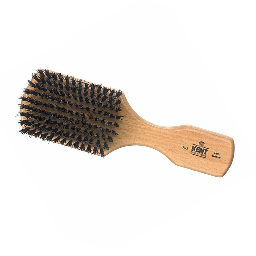 Kent OG2, Hand-finished Hairbrush Hair Brush Kent