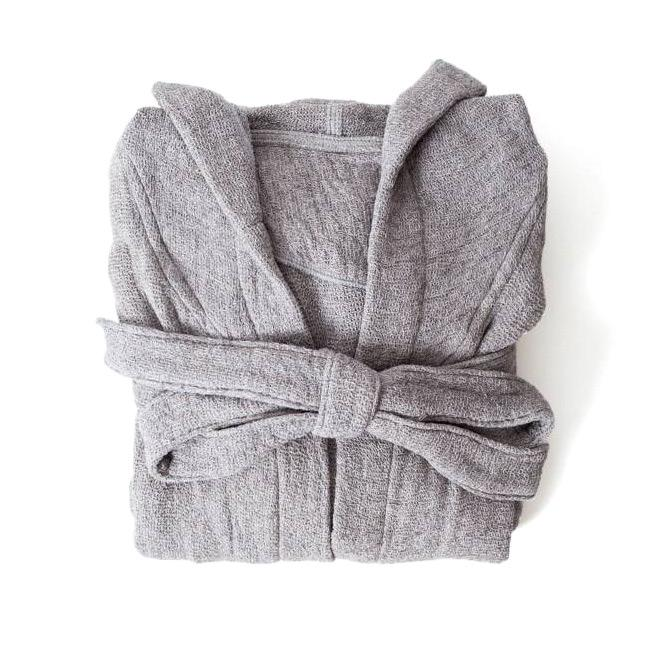Lana Grey Bathrobe, Large Bath Robe Japanese Exclusives