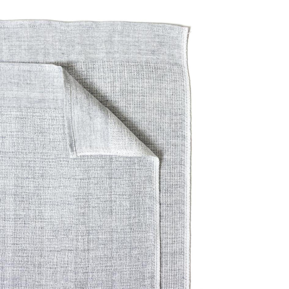 Kontex Moku Linen Towel, Charcoal Towel Japanese Exclusives