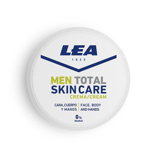 LEA Men Total Skin Care Face, Body, and Hands Cream Hand Cream LEA