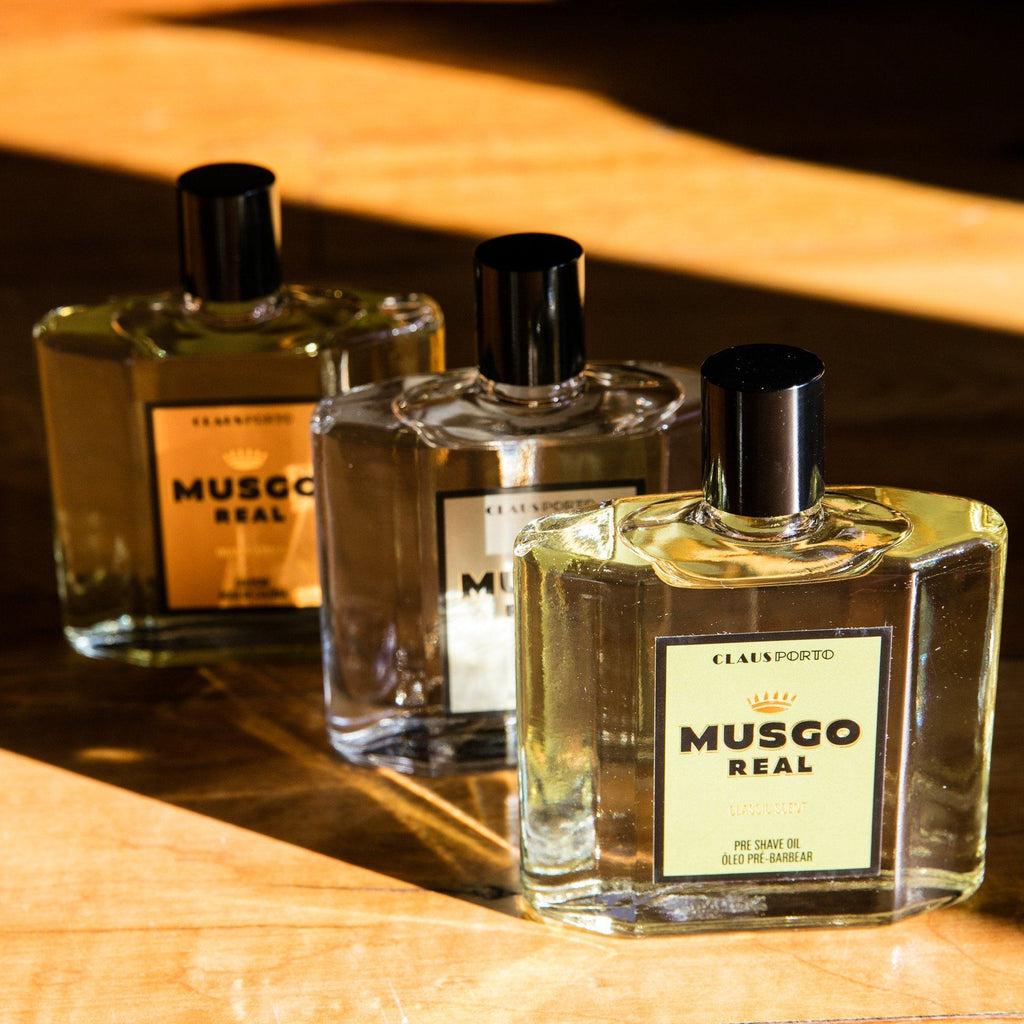 Musgo Real Pre-Shave Oil Pre Shave Musgo Real