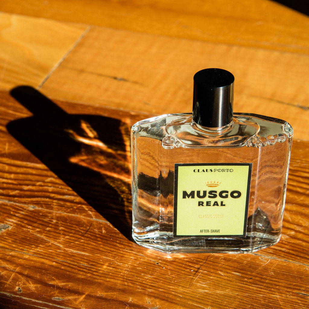 Musgo Real After Shave Classic Scent Aftershave Musgo Real