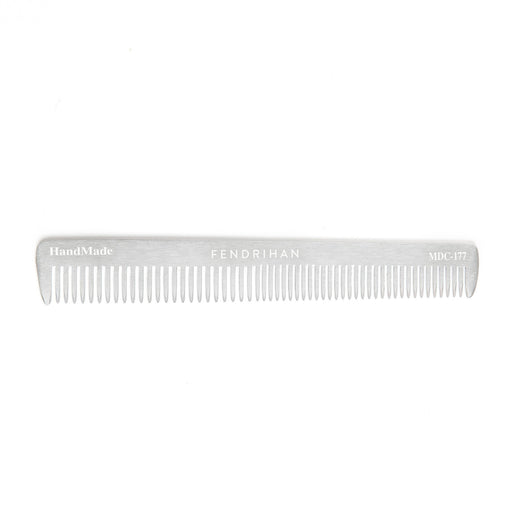 Fendrihan Metal Double-Tooth Dressing Comb