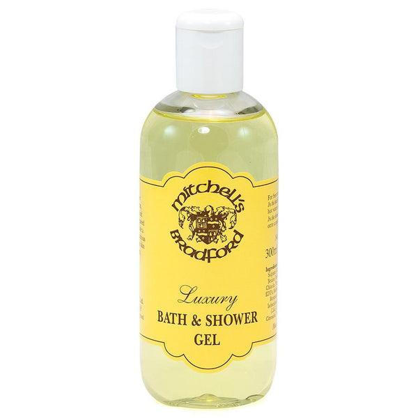 Mitchell's Luxury Bath and Shower Gel, 300 ml - Fendrihan Canada - 1