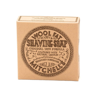 Mitchell's Wool Fat Luxury Shaving Soap Refill Shaving Soap Mitchell's Wool Fat