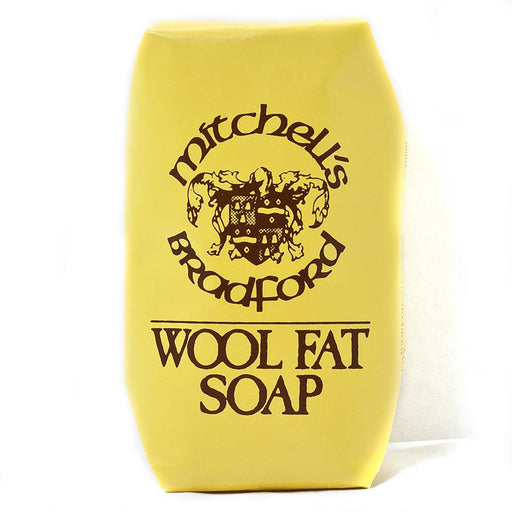 Mitchell's Wool Fat Soap, Bath Size - Fendrihan Canada - 1