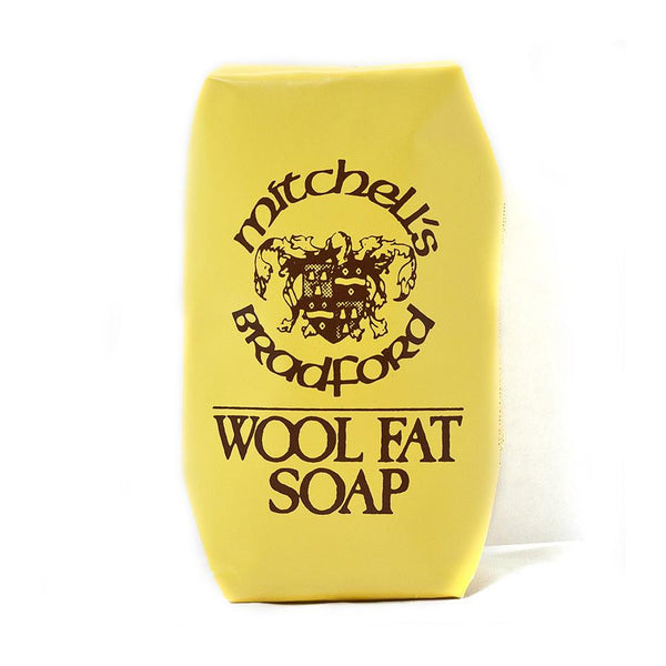 Mitchell's Wool Fat Soap, Hand Size - Fendrihan Canada - 1