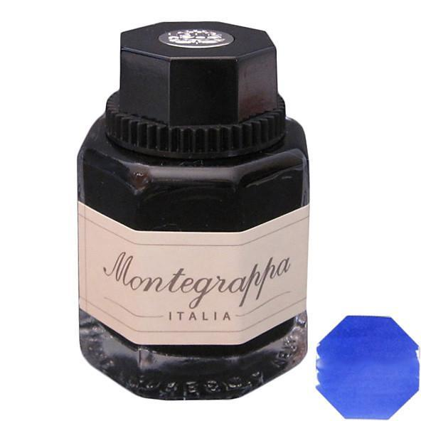 Montegrappa Fountain Pen Ink Bottles Ink Refill Montegrappa Blue