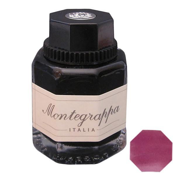 Montegrappa Fountain Pen Ink Bottles Ink Refill Montegrappa Bordeaux