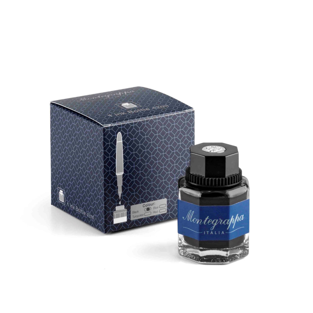 Montegrappa Fountain Pen Ink Bottles Ink Refill Montegrappa Black