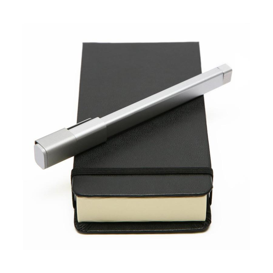 Moleskine Metal Roller Pen, Fine Tip Ball Point Pen Moleskine
