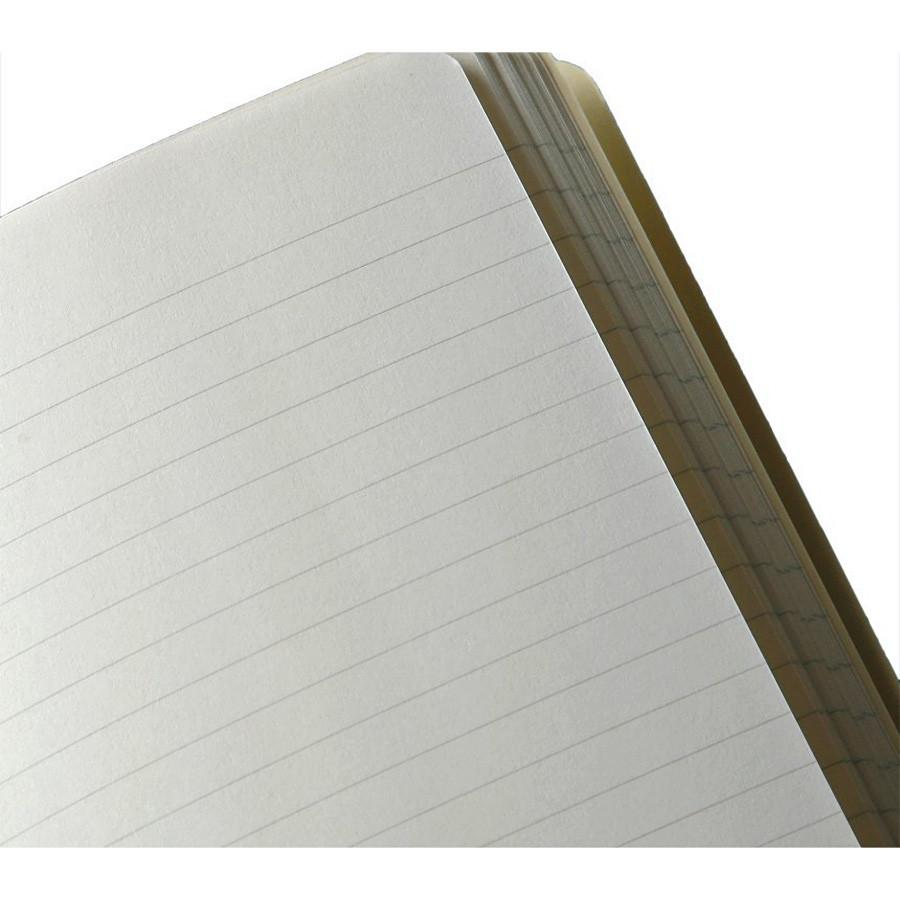 Moleskine 5 x 8 Hard Cover Notebook, Lined - Fendrihan Canada - 4