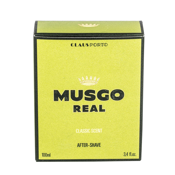 Musgo Real After Shave Classic Scent - Fendrihan Canada - 4