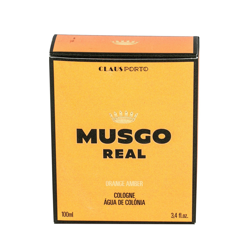 Musgo Real Agua de Colonia No. 1 Orange Amber Men's Fragrance Musgo Real