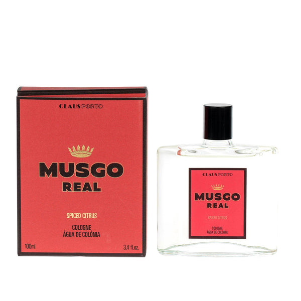 Musgo Real Agua de Colonia No. 3 Spiced Citrus