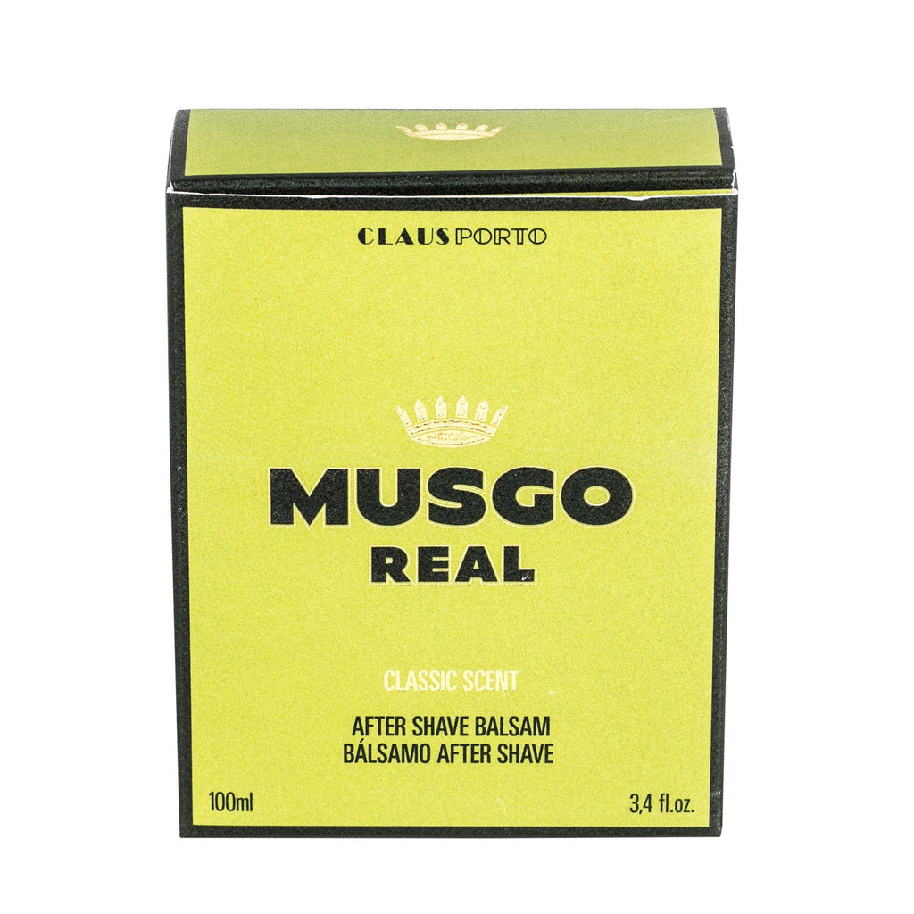 Musgo Real After Shave Balm Aftershave Balm Musgo Real