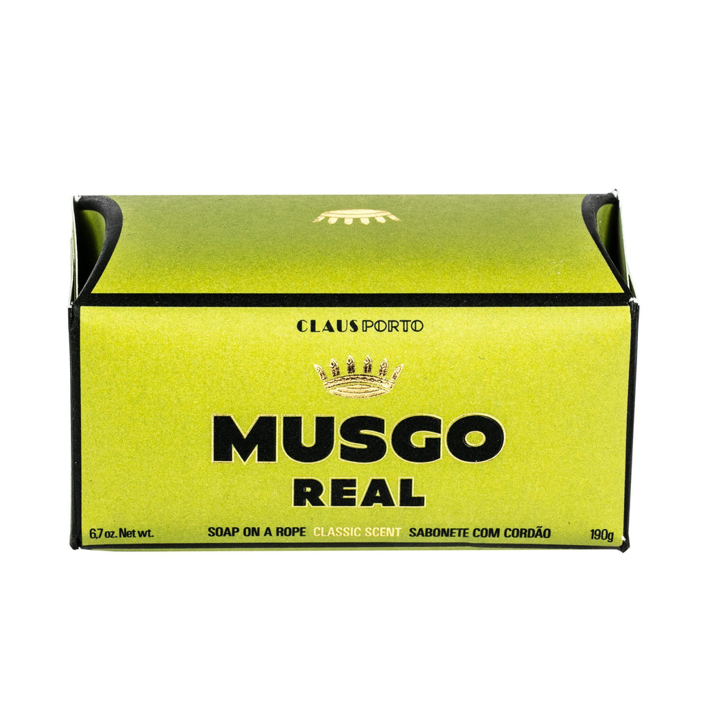 Musgo Real Soap on a Rope Body Soap Musgo Real