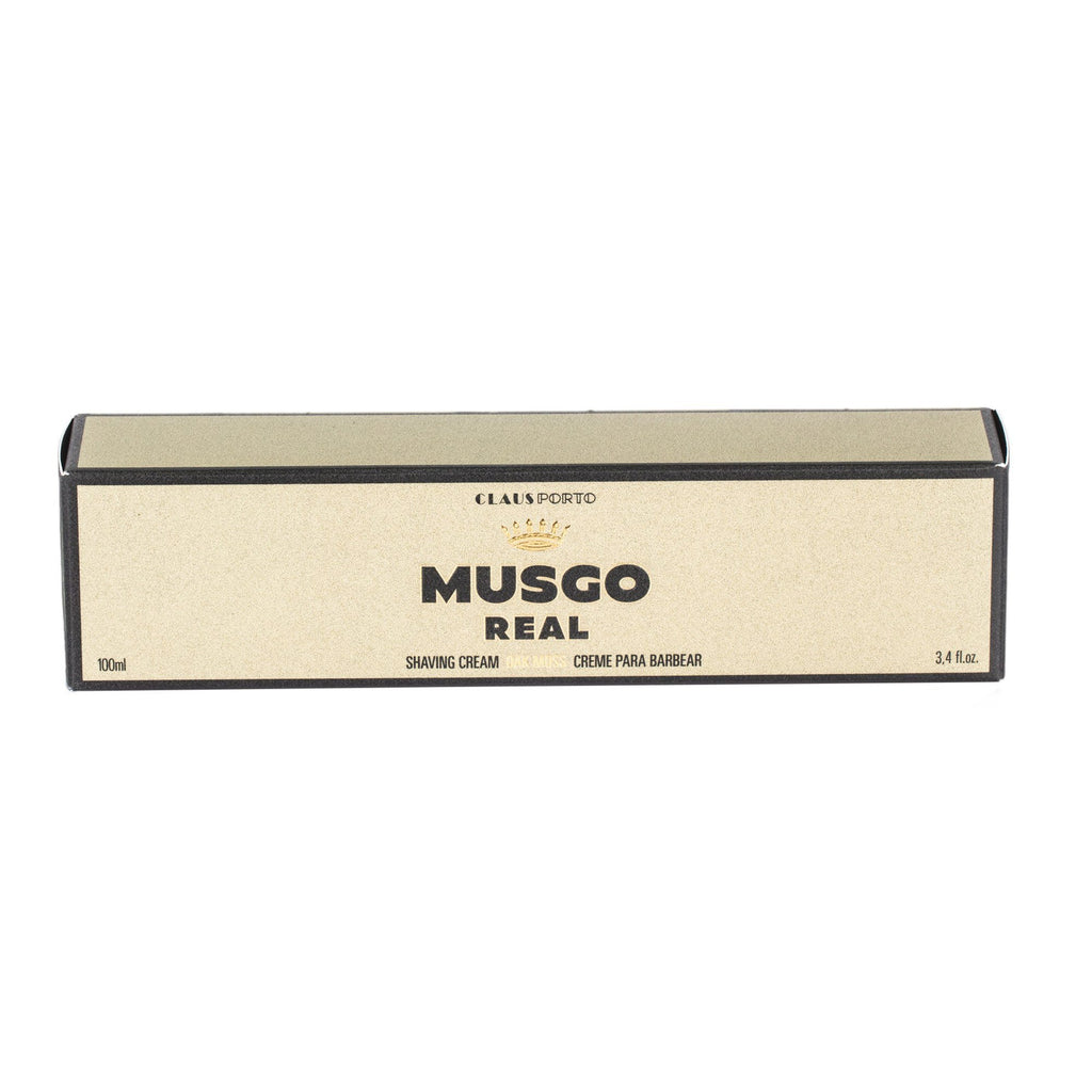Musgo Real Oak Moss Shaving Cream Shaving Cream Musgo Real