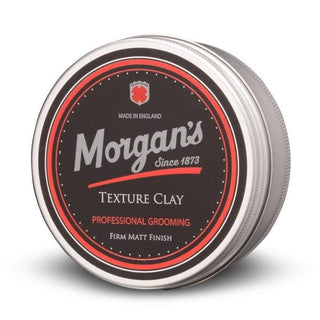 Morgan's Texture Clay Men's Grooming Cream Morgan's Pomade Co