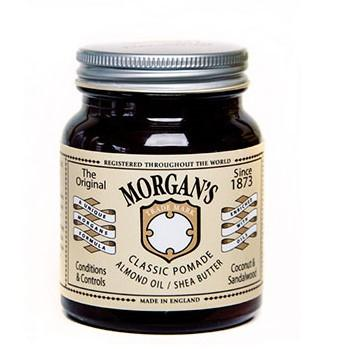 Morgan's Classic Pomade with Almond Oil - Fendrihan Canada - 1
